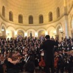 In photos: Egypt's premiere of Beethoven's choral work, from rehearsals to concerts
