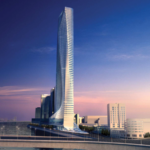 The tallest building in Africa project is revived in Cairo
